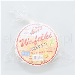 Wafelko Sorgo bez cukru-626