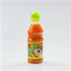 Sok Kubuœ Go! banan jabłko marchew 300ml
