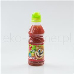 Sok Kubuœ Go! marchew jabłko banan truskawka 300ml