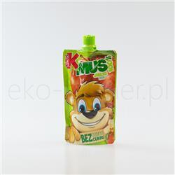 Mus owocowy Kubuœ jabłko banan 100g