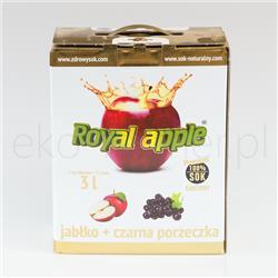 Sok Royal Apple porzeczka 3l