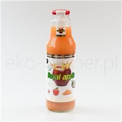Sok Royal Apple jabłko marchewka 750ml