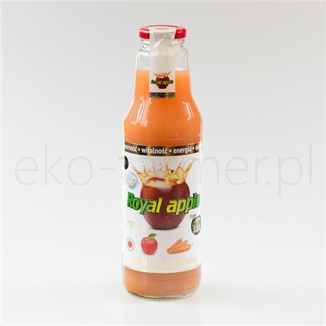 Sok Royal Apple jabłko marchewka 750ml-503