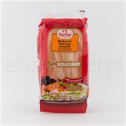 Makaron ryżowy wstążki Tao Tao 200g