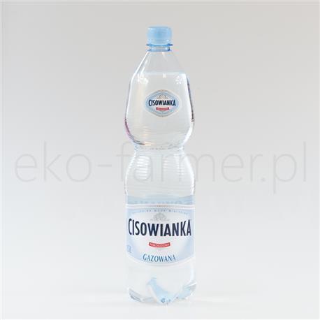 Woda Cisowianka gazowana 1,5l-582
