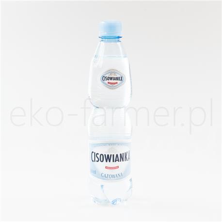 Woda Cisowianka gazowana 500ml-568