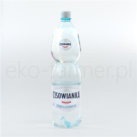 Woda Cisowianka lekko gazowana 1,5l-585