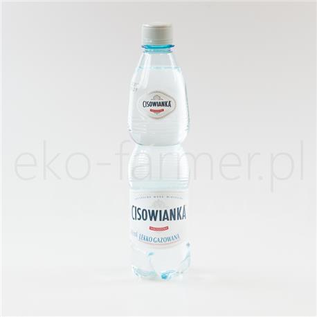 Woda Cisowianka lekko gazowana 500ml-570