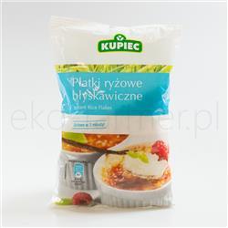 Płatki ryżowe Kupiec 250g