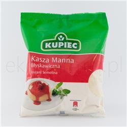 KUPIEC   KASZA MAN.BúYS.FOLIA(8)400G