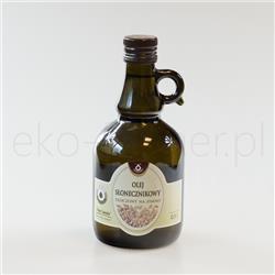 Olej słonecznikowy 500ml Oleofarm