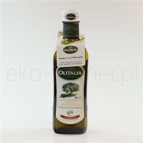 Oliwa z oliwek extra vergine Olitalia 500ml-588