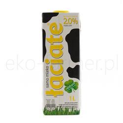 Mleko łaciate UHT 2% Mlekpol 1l-865