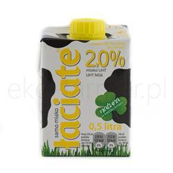 Mleko łaciate UHT 2% Mlekpol 0,5l-849