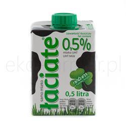 Mleko łaciate UHT 0,5% Mlekpol 0,5l-850
