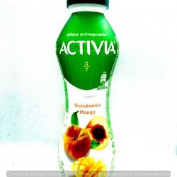 Activia drink brzoskwinia-mango 300g Danone