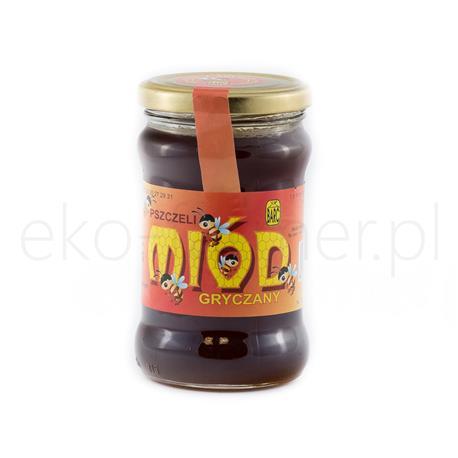 Miód gryczany Barć świętokrzyska 380g-979
