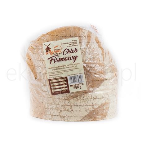 Chleb długi paczkowany Agana 600g-913