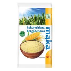 Mąka kukurydziana Radix-bis 450g.