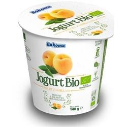 Jogurt Bio morela Bakoma 140g-1078