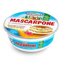 Ser Mascarpone 250g Piątnica
