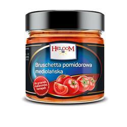 Bruschetta pomidorowa mediolańska 195g Helcom