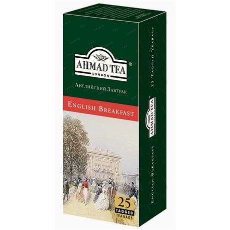 Herbata English Breakfast 25 szt. Ahmad-1268