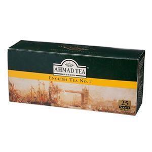 Herbata czarna English Tea no. 1 25 szt. Ahmad-1266