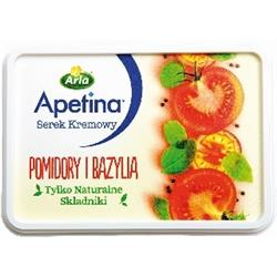 Arla Apetina serek krem. pomidory i bazylia 125g