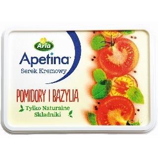 Serek pomidor/bazylia 125g Arla Apetina-1318