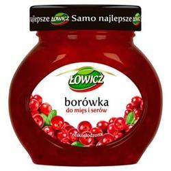 Borówka do mięs i serów 230g Łowicz-1238