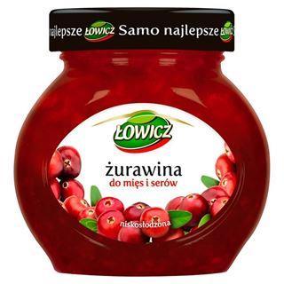 Żurawina do mięs i serów 230g Łowicz-1237