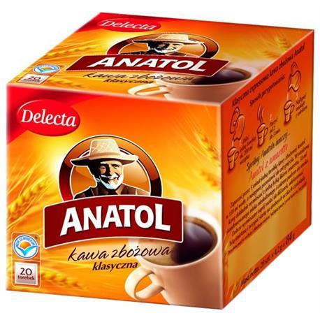 Kawa zbożowa Anatol 84g Delecta-1226