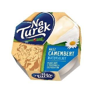 Ser camembert naturalny 120g Turek-1326
