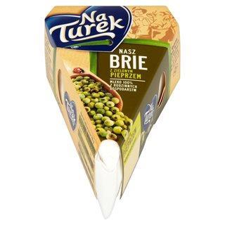 Ser Brie z pieprzem 125g Turek-1322