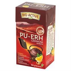 Herbata Pu-Erh liść 100g Big-Active-1277