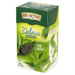 Herbata zielona Pure green liść 100g Big-Active-1281