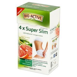 Herbata super slim 20szt. Big-Active-1288