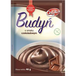 Budyń czekoladowy bezglutenowy 46g Celiko-1374