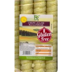 Chrupki kukurydziano-jaglane 60g  Radix-bis-1425