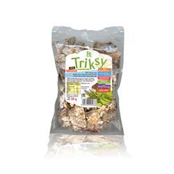 Triksy chrupki orkisz/kasza gryczana 50g Radix-bis