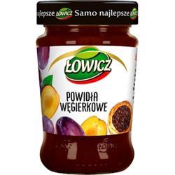 Powidła œśliwkowe z węgierki 280g Łowicz