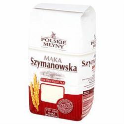Mąka Szymanowska pszenna typ 480 1kg Polskie młyny-1594