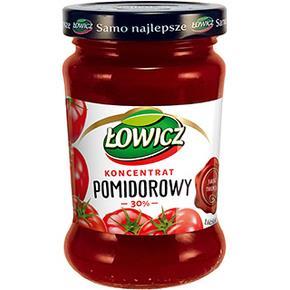 Koncentrat pomidorowy 30% 190g Łowicz-1797