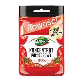 Koncentrat pomidorowy saszetka 80g Łowicz-1798