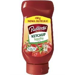 Ketchup łagodny 480g Pudliszki-1790