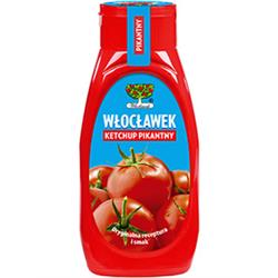 Ketchup pikantny Włocławek 480g Agros-nova-1782