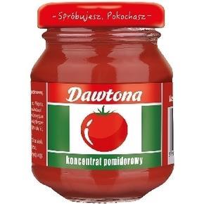 Koncentrat pomidorowy 80g Dawtona-1794