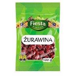 Żurawina suszona 100g Fiesta-1825
