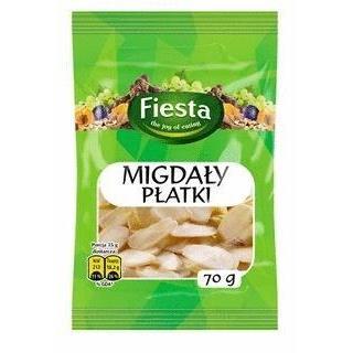 Migdały płatki 70g Fiesta-1824